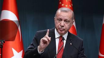 Der türkische Staatschef Recep Tayyip Erdogan akzeptiert die Niederlage in Istanbul nicht – und setzt auf Neuwahl. Key