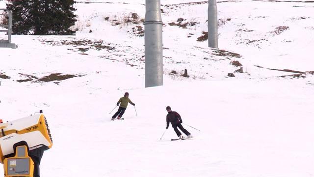 Mädchen wegen einem Skiunfall gestorben