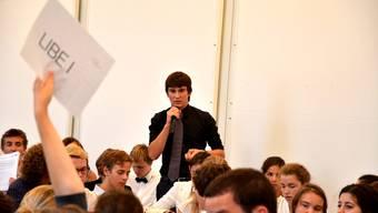 Guter Trend bei Aargauer Schulabgängern. Immer mehr finden eine Anschlusslösung.