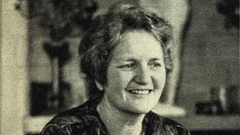 Alice Honegger (1915–1997) polarisierte zeitlebens mit ihren Geschäftspraktiken.