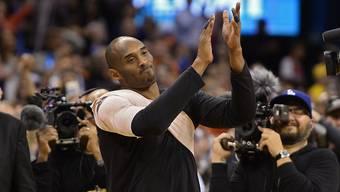 Kobe Bryant: Sein Abschiedsspiel ist den Fans viel wert