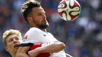 Haris Seferovic im Dress von Eintracht Frankfurt