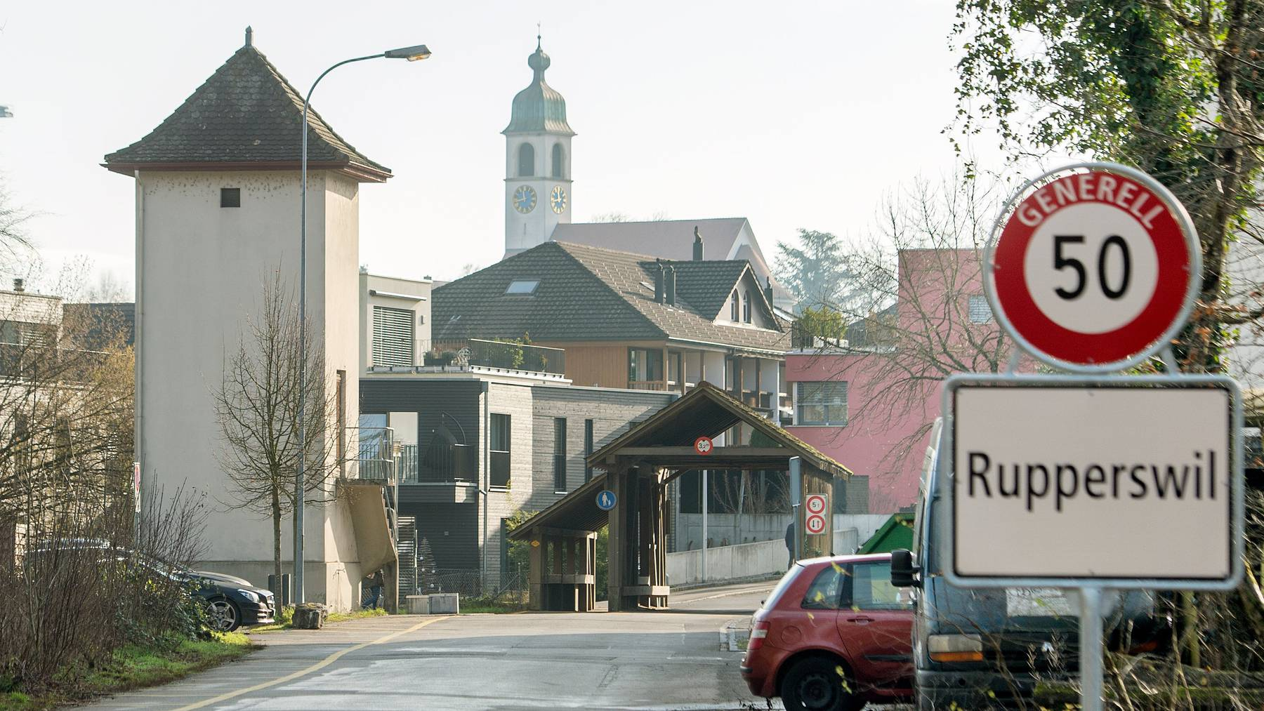 Der Täter von Rupperswil brachte vier Menschen um und zündete daraufhin das Haus an. (Archivbild)
