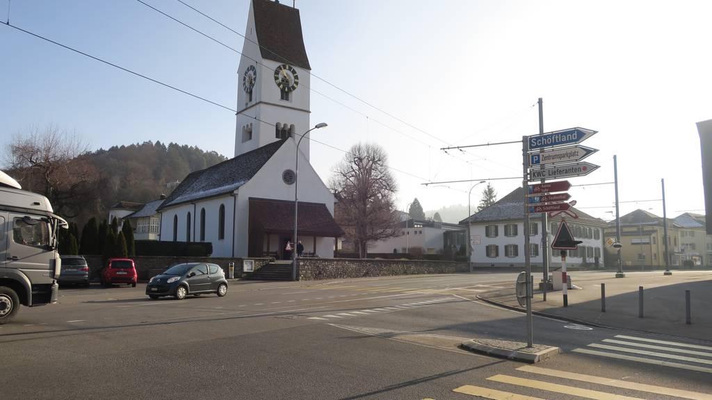 Dorfbild Unterkulm