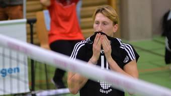 Enttäuschung pur: Volley Schönenwerd konnte seinen Vorsprung nicht retten.