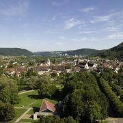 Bad Zurzach im Sommer