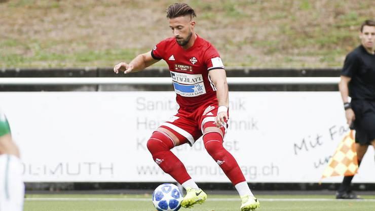Der FC Baden trifft am Sonntag auswärts auf die U21 des FC St. Gallen.
