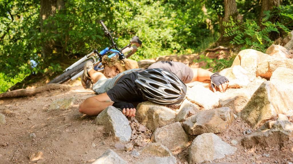 Ein Deutscher ist in Vorarlberg vom Mountainbike gestürzt. (Symbolbild)