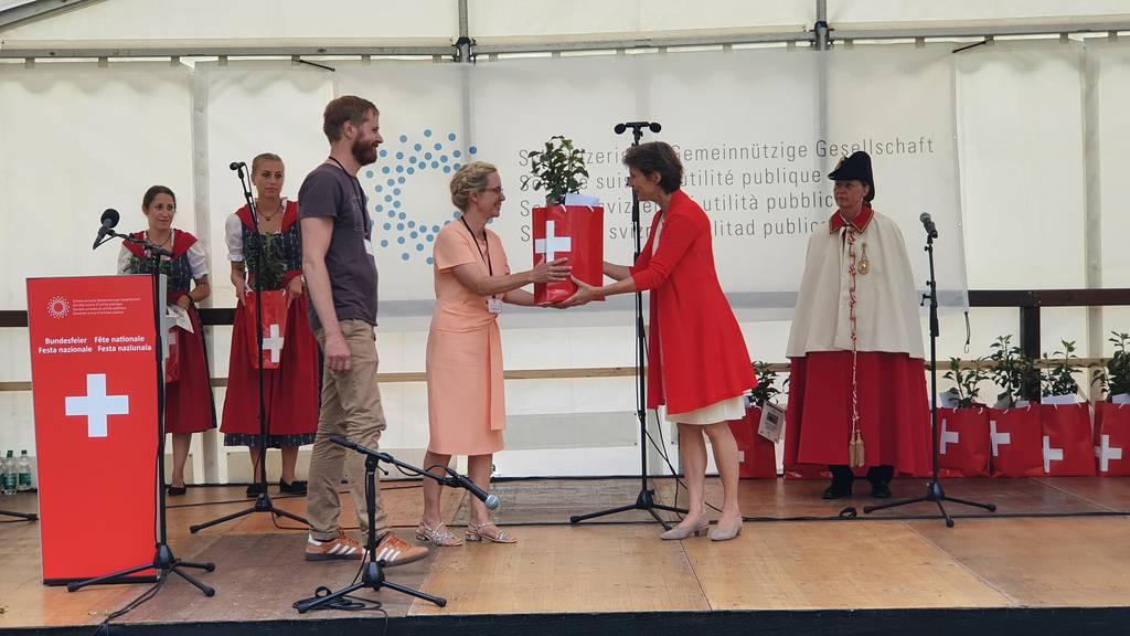 Zentralschweizer Helden des Alltags: «Das Gefühl ist unbeschreiblich»