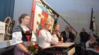 Bei der Abgeordnetenversammlung des Eigenössischen Schwingerverbands vom 4. März in Hochdorf LU wurde Pratteln aus Austragungsort des Eidgenössischen Schwing- und Älplerfests (ESAF) 2022 gewählt. Eine grosse Delegation aus dem Baselbiet war extra für die Versammlung angereist, darunter Regierungsrat Thomas Weber.