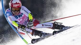 Mit neuem Mut ins neue Jahr: Cédric Noger visiert in Adelboden die Qualifikation für den zweiten Lauf an.