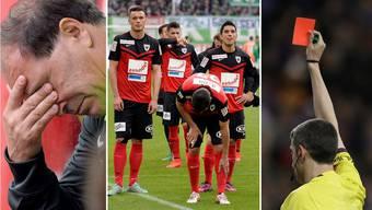 Studie sagt: Ohne Fehlentscheide der Schiedsrichter wäre der FC Aarau nicht abgestiegen!