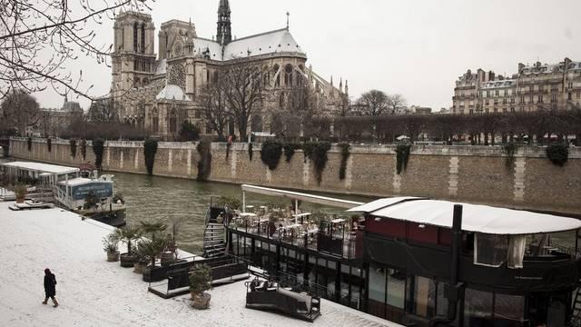 Die Kathedrale Notre-Dame am 5. Februar dieses Jahres (Archiv)