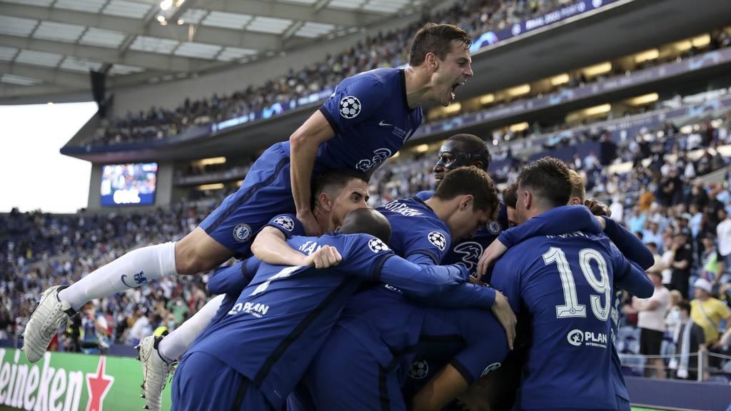 Chelsea gewinnt zum zweiten Mal die Champions League