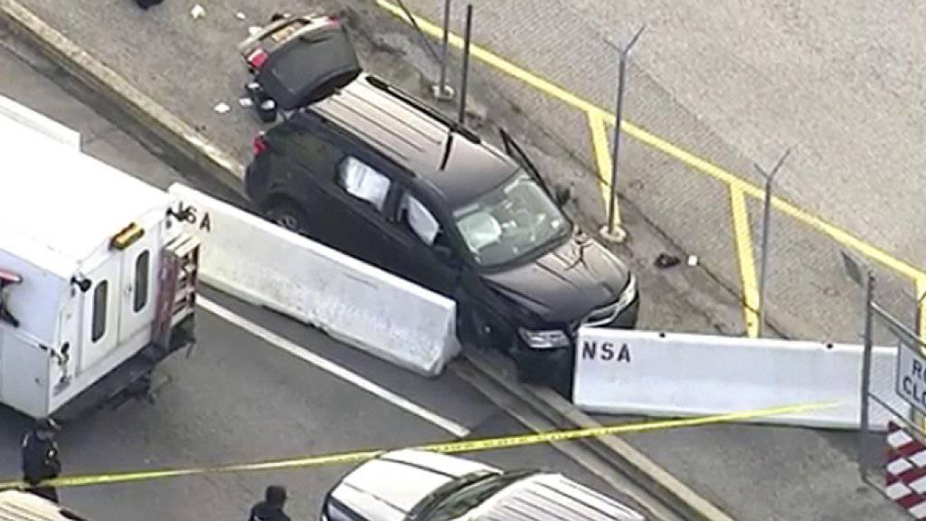 Schüsse an NSA-Geheimdienstzentrale kein Terroranschlag