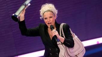 """Von Männern mit Muckis lässt sich diese Frau nicht so schnell beeindrucken: Ina Müller hält Körperkult für """"Klischee"""" und """"doof"""". (Archiv)"""