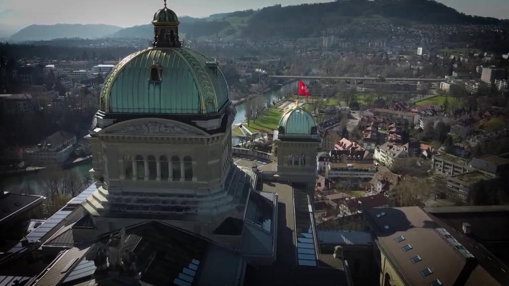 Dossier enthüllt: Bundesrat plant schweizweite Maskenpflicht