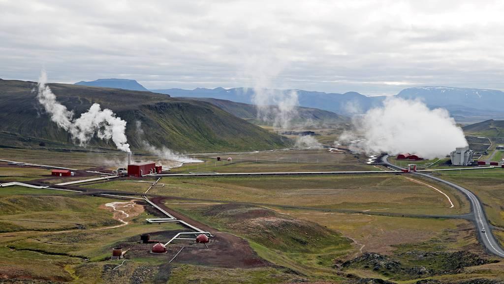 Auf den Spuren von Islands Energie