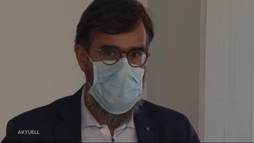 Aargauer Krisenstab-Chef Wicki hat sich erholt