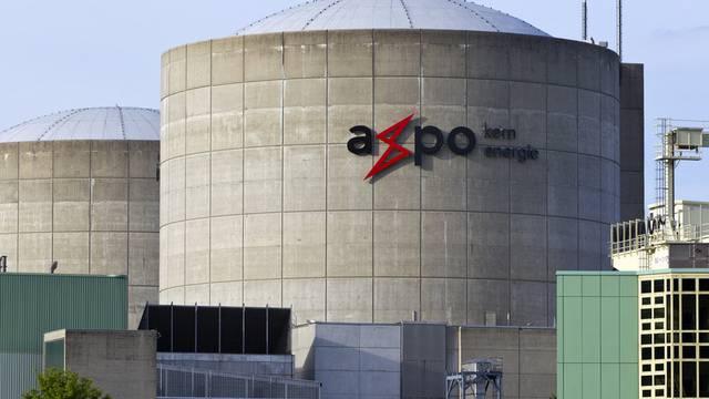 Das Atomkraftwerk Beznau
