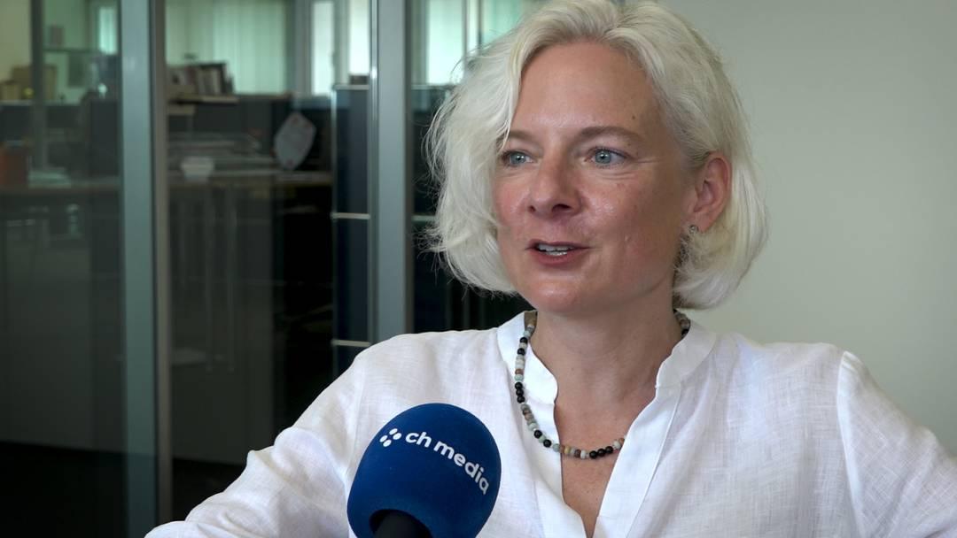 Entweder – oder? Mit Nadine Gautschi FDP-Regierungskandidatin Basel-Stadt