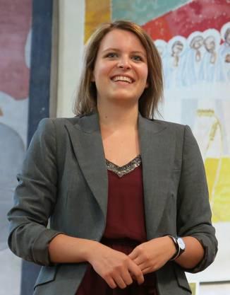 Gleich zweimal ausgezeichnet:Janina Biland aus Tägerig. mst