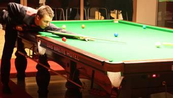 Alexander Ursenbacher aus Rheinfelden gehört neu zum erlauchten Kreis der Profispieler.