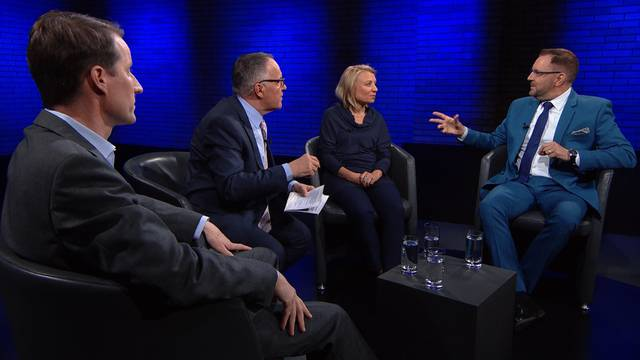 Rücktritt Schneider-Ammann / Arbeitslos über 50 / Raiffeisen