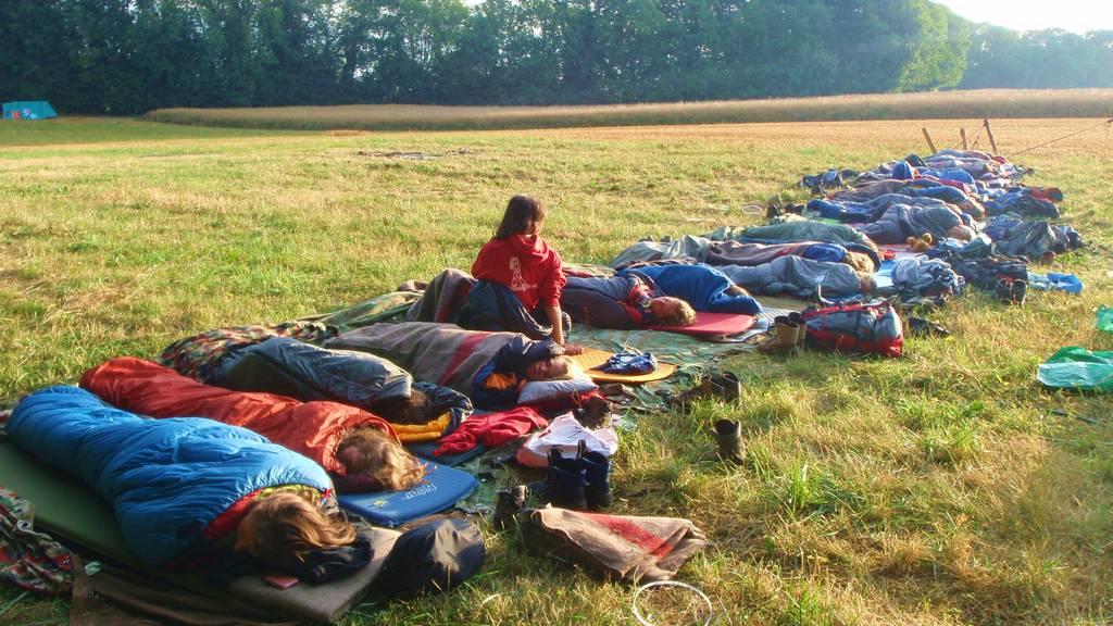 Pfingstlager ziehen tausende Kinder an