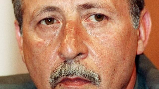 "Der vor 20 Jahren ermordete ""Mafia-Jäger"" Paolo Borsellino (Archiv)"