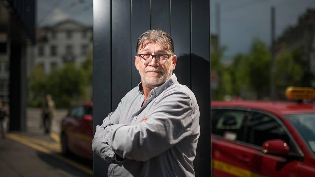 Rathaus-Hauswart Markus Müller will in den St.Galler Stadtrat