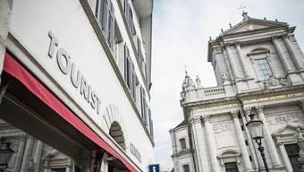 Das Tourist Office in Solothurn hofft im Sommer wieder auf Gäste, die sich die schönste Barockstadt der Schweiz ansehen möchten.