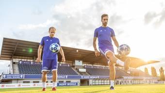 Am Sonntag kommt es in Wohlen zum Cupfest gegen den FC Luzern.