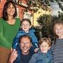 Patrick und Natascha Hemmelmayr wanderten 2017 mit ihren drei Kindern Mayel, Amaury und Mounya (v.l.) aus.