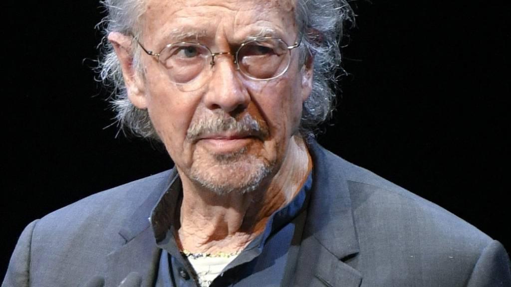 Literaturnobelpreisträger Handke ärgert sich über Corona-Lockdowns