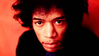 Jimi Hendrix 1968.