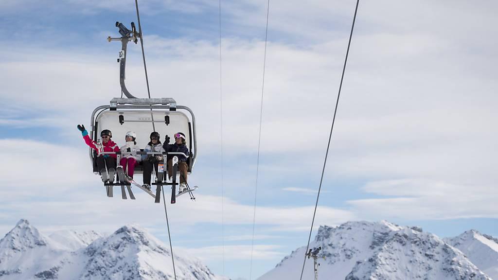 So bereiten sich Skigebiete im FM1-Land auf die Saison vor