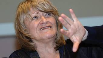 """""""Das Konto war ein Fehler"""", räumte Alice Schwarzer ein (Archiv)."""