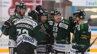 Der EHC Olten scheiterte im Viertelfinal - das Team hätte anhand der Qualitäten in den Playofffinal gehört, ist sich Sportchef Marc Grieder sicher.