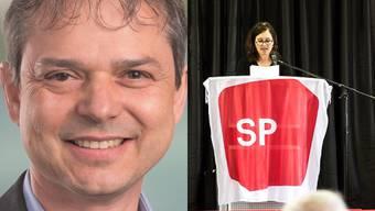Philipp Hadorn fordert ein SP-Zweierticket, die Parteispitze möchte jedoch nur mit einer Kandidatur antreten