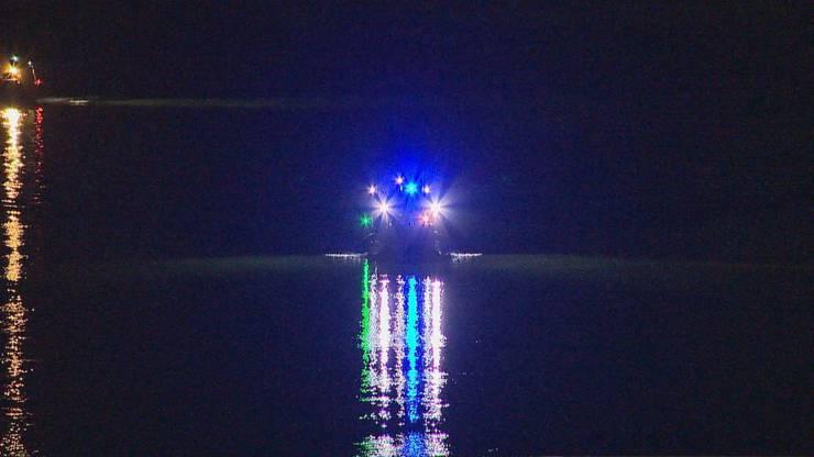 Über 100 Einsatzkräfte suchen seit Donnerstagabend nach den beiden Vermissten.