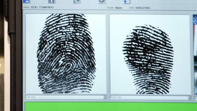 Bis zum 30. Juni erwarten die USA die Grundzüge einer Einigung über den gegenseitigen Austausch von Fingerabdrücken, DNA-Daten und Informationen über Terrorverdächtige. (Archiv)