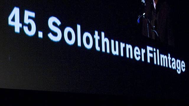 Solothurner Filmtage dauerten dieses Jahr einen Tag länger