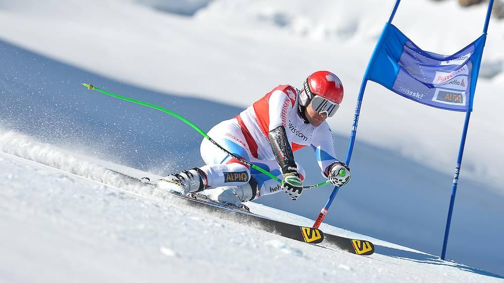 Schweizer Skifahrer verpassen Podest in Kitzbühel