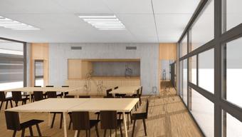 Wettbewerbsgewinner für Schulhaus Fegetz: «Zurück in die Zukunft»