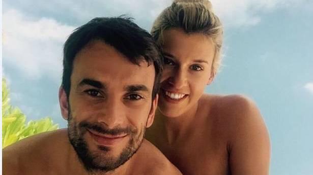 Daniel Lopar und seine Frau Stefanie sind in der Sommerpause Eltern einer Tochter geworden.