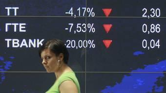 Die wirtschaftliche Lage kann trügerisch sein. (Symbolbild)