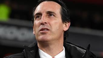 Die Niederlage gegen Eintracht Frankfurt (1:2) kostete Unai Emery am Freitagmorgen den Job als Arsenal-Trainer