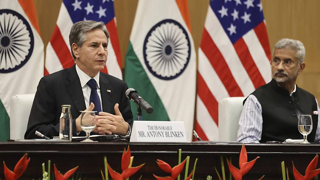 US-Aussenminister warnt Taliban