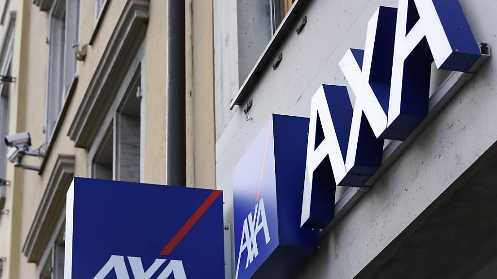 Axa sieht sich mit BVG-Geschäft auf Kurs